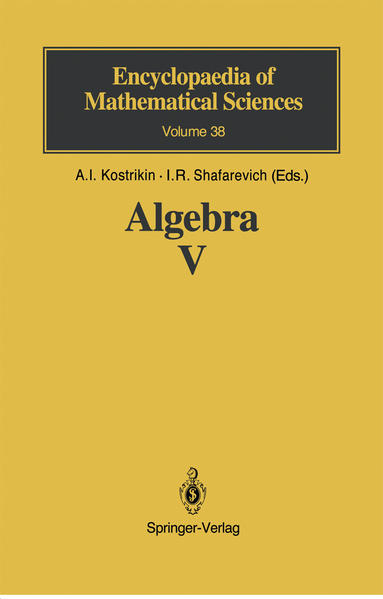 Homological Algebra - Coverbild
