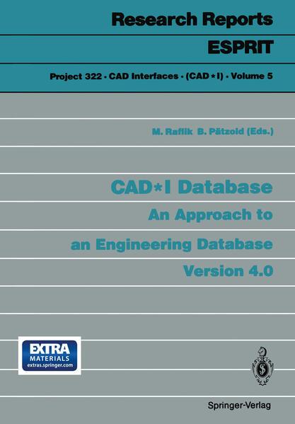 CAD*I Database - Coverbild