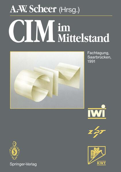 CIM im Mittelstand - Coverbild