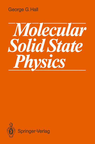 Molecular Solid State Physics - Coverbild