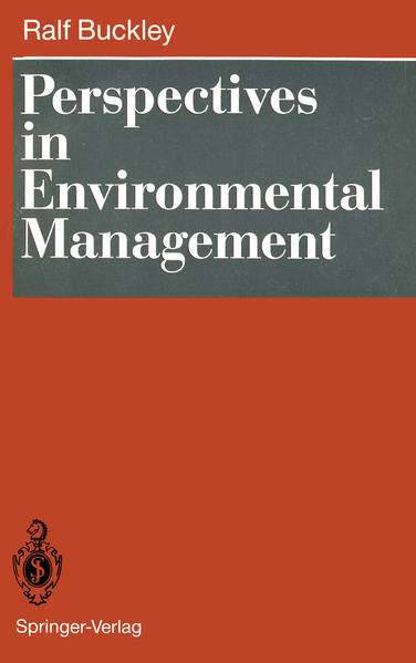 Perspectives in Environmental Management - Coverbild