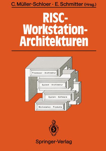 RISC-Workstation-Architekturen - Coverbild