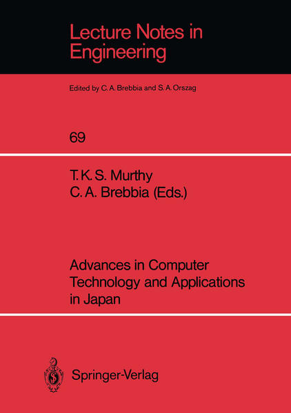 Advances in Computer Technology and Applications in Japan - Coverbild
