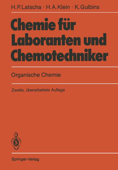 Chemie für Laboranten und Chemotechniker - Coverbild