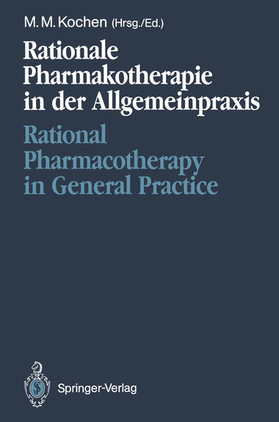 Rationale Pharmakotherapie in der Allgemeinpraxis / Rational Pharmacotherapy in General Practice - Coverbild