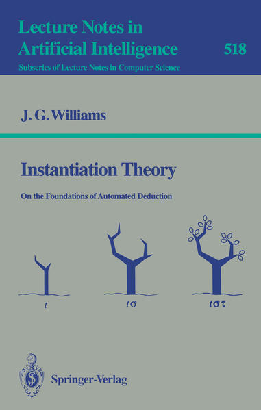 Instantiation Theory - Coverbild