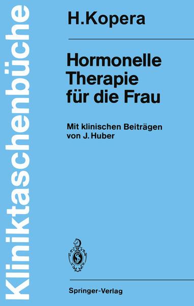 Hormonelle Therapie für die Frau - Coverbild