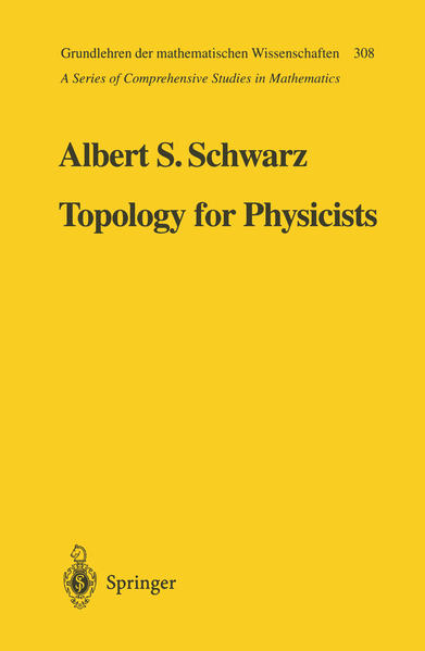 Topology for Physicists - Coverbild