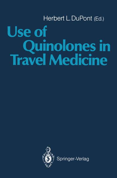 Use of Quinolones in Travel Medicine - Coverbild