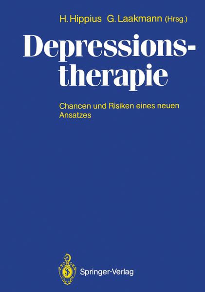 Depressionstherapie - Coverbild