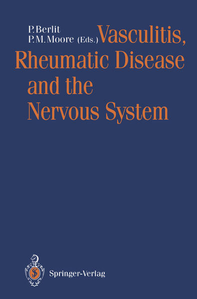 Vasculitis, Rheumatic Disease and the Nervous System - Coverbild