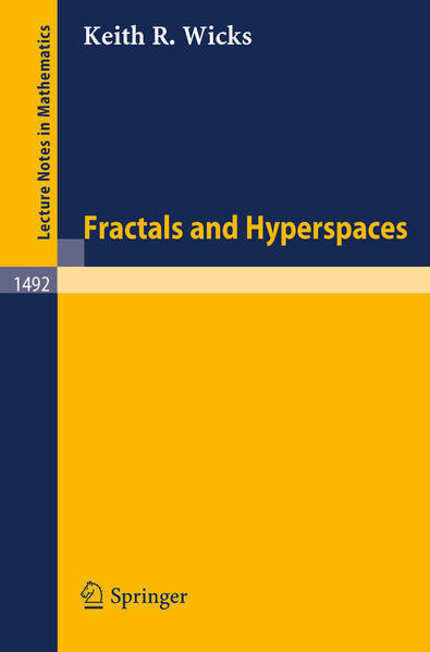 Fractals and Hyperspaces - Coverbild