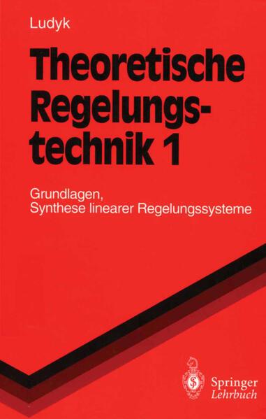 Theoretische Regelungstechnik 1 - Coverbild