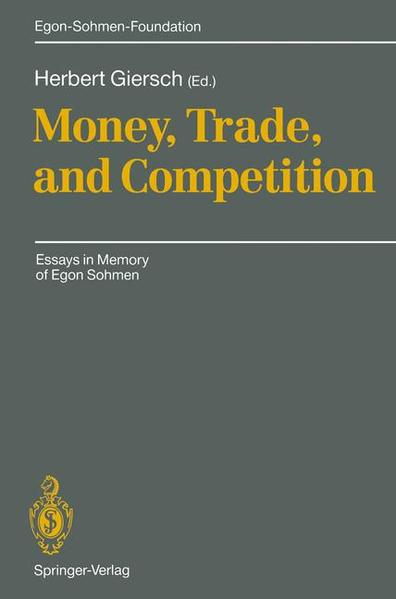 Money, Trade, and Competition - Coverbild