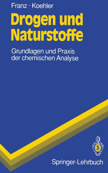 Drogen und Naturstoffe - Coverbild