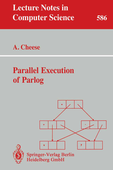 Parallel Execution of Parlog - Coverbild