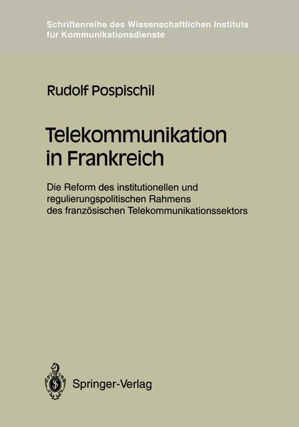 Telekommunikation in Frankreich - Coverbild
