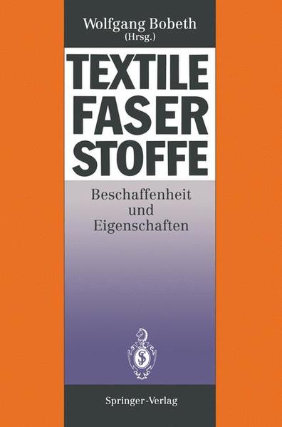 Textile Faserstoffe - Coverbild