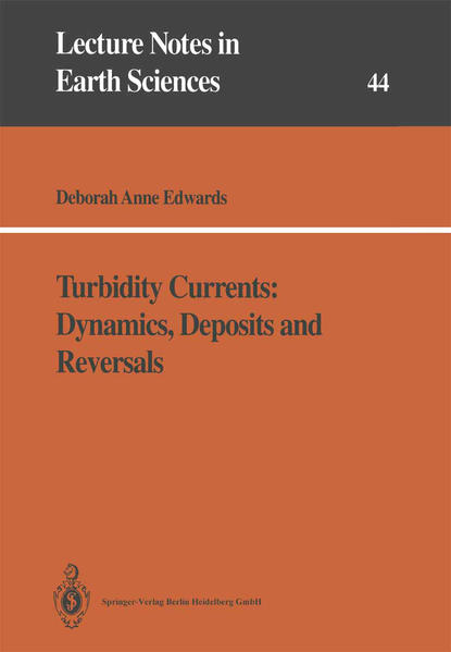 Turbidity Currents: Dynamics, Deposits and Reversals - Coverbild