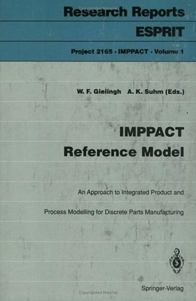 IMPPACT Reference Model - Coverbild