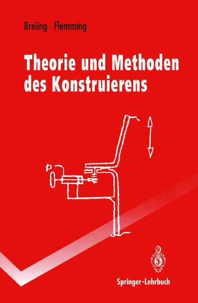 Theorie und Methoden des Konstruierens - Coverbild