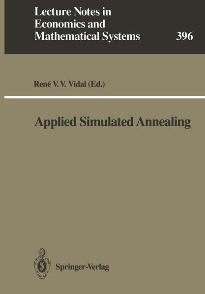 Applied Simulated Annealing - Coverbild