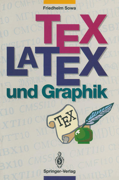 TEX/LATEX und Graphik - Coverbild