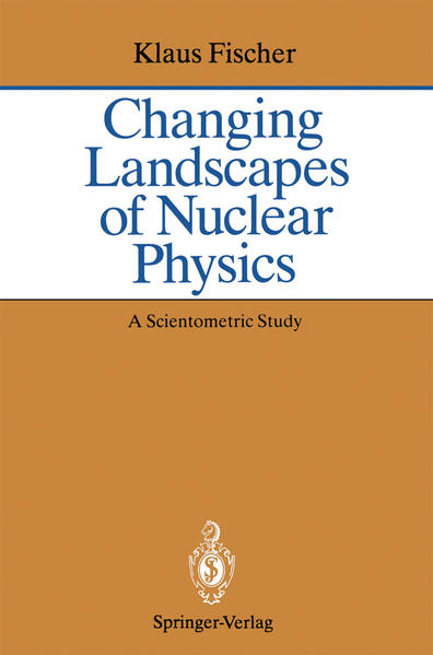 Changing Landscapes of Nuclear Physics - Coverbild