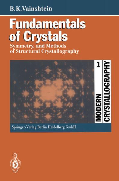 Fundamentals of Crystals - Coverbild