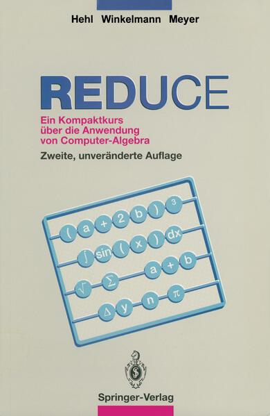 REDUCE - Coverbild