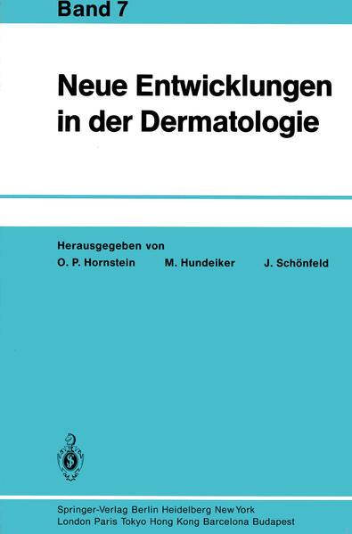 Neue Entwicklungen in der Dermatologie - Coverbild