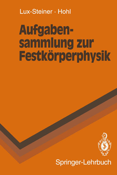 Aufgabensammlung zur Festkörperphysik - Coverbild