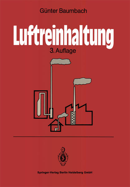 Luftreinhaltung - Coverbild