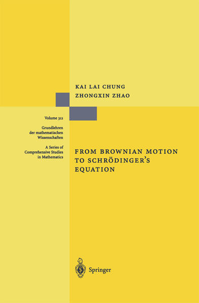 From Brownian Motion to Schrödinger's Equation - Coverbild