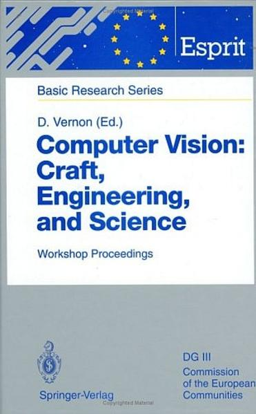 Computer Vision: Craft, Engineering, and Science - Coverbild