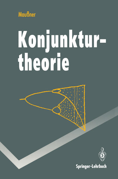 Konjunkturtheorie - Coverbild
