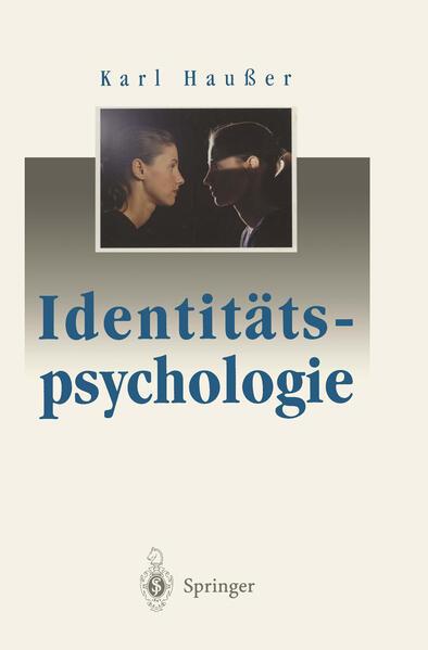 Identitätspsychologie - Coverbild