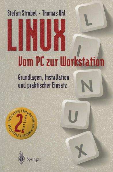LINUX Vom PC zur Workstation - Coverbild