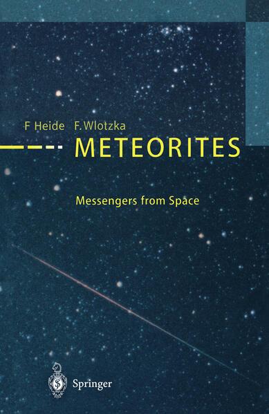 Meteorites - Coverbild