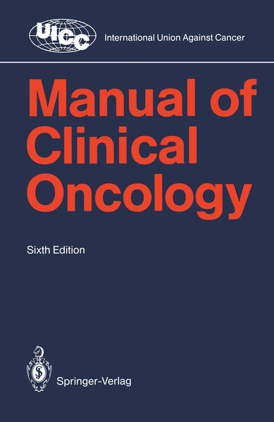 Manual of Clinical Oncology - Coverbild