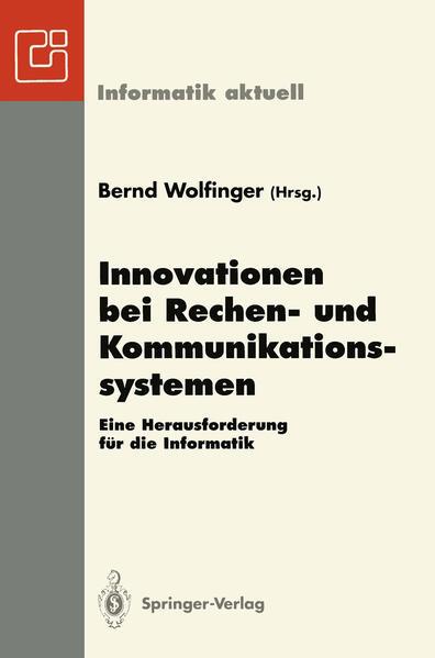 Innovationen bei Rechen- und Kommunikationssystemen - Coverbild