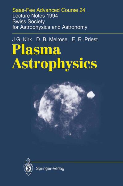 Plasma Astrophysics - Coverbild