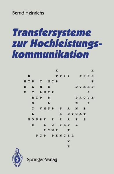 Transfersysteme zur Hochleistungskommunikation - Coverbild