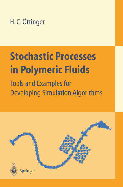 Stochastic Processes in Polymeric Fluids - Coverbild
