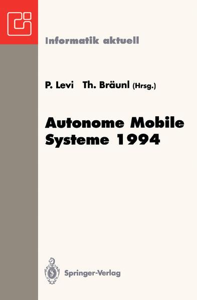 Autonome Mobile Systeme 1994 - Coverbild