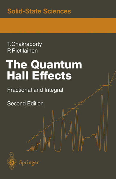 The Quantum Hall Effects - Coverbild