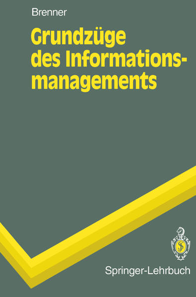 Grundzüge des Informationsmanagements - Coverbild