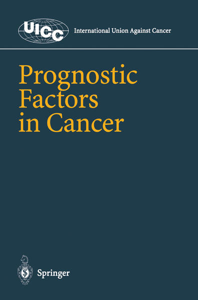 Prognostic Factors in Cancer - Coverbild