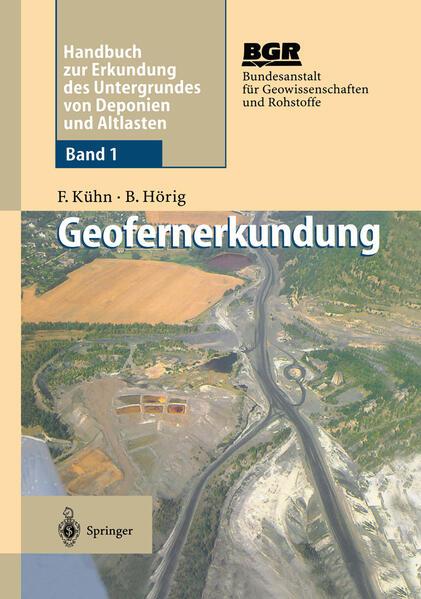 Geofernerkundung - Coverbild