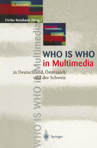 WHO is WHO in Multimedia - Coverbild